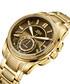 Prince gold-plated diamond watch Sale - jbw Sale