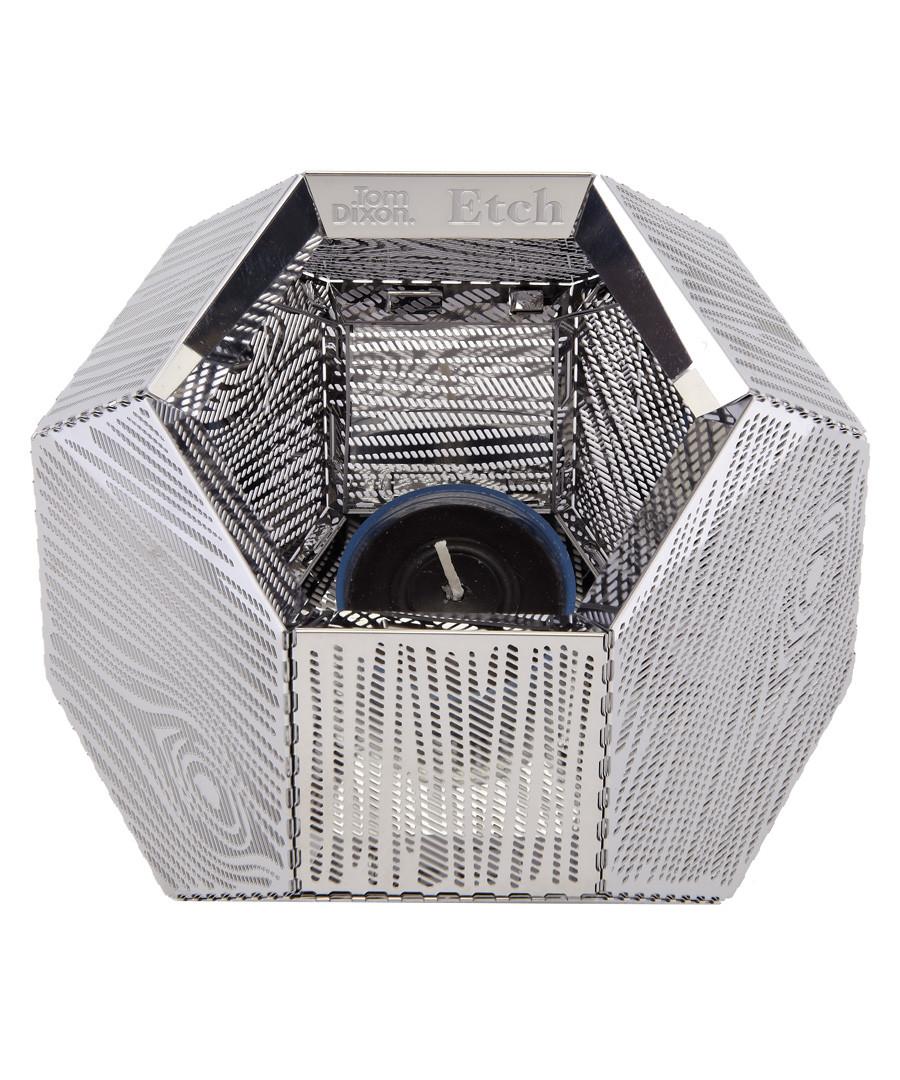 Etch aluminium tealight holder Sale - Tom Dixon