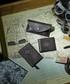 Aerodrome dark brown leather wallet Sale - Aspinal Of London Sale
