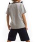 Bolt cotton blend shorts & top set Sale - Mushi Sale