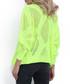 Lime large diamond knit jumper Sale - fobya Sale