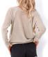 Beige cotton blend jumper Sale - fobya Sale