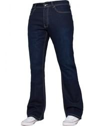 Indigo Bootcut Men's Jeans