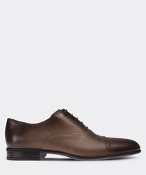 real leather mink  classical man shoe