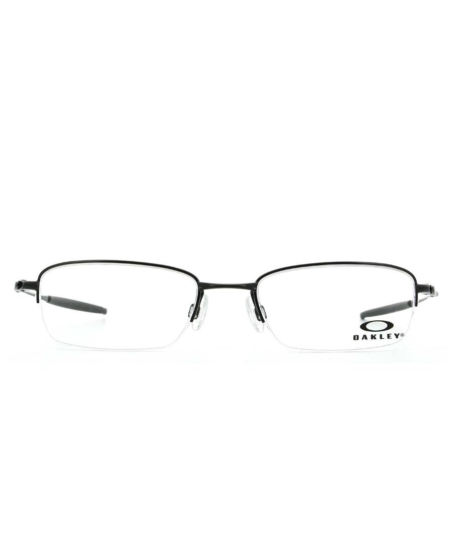 top spinner black & clear glasses Sale - Oakley