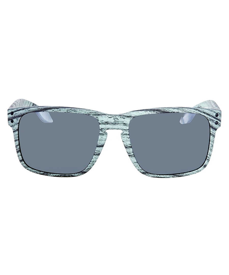 holbrook ivy wood & black sunglasses Sale - Oakley