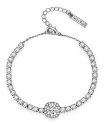 lilah silver-tone Swarovski bracelet