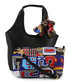 Black bow shopper bag Sale - Love Moschino Sale
