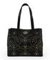 Black embellished shoulder bag Sale - love moschino Sale