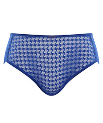 Envy cobalt Brazilian briefs