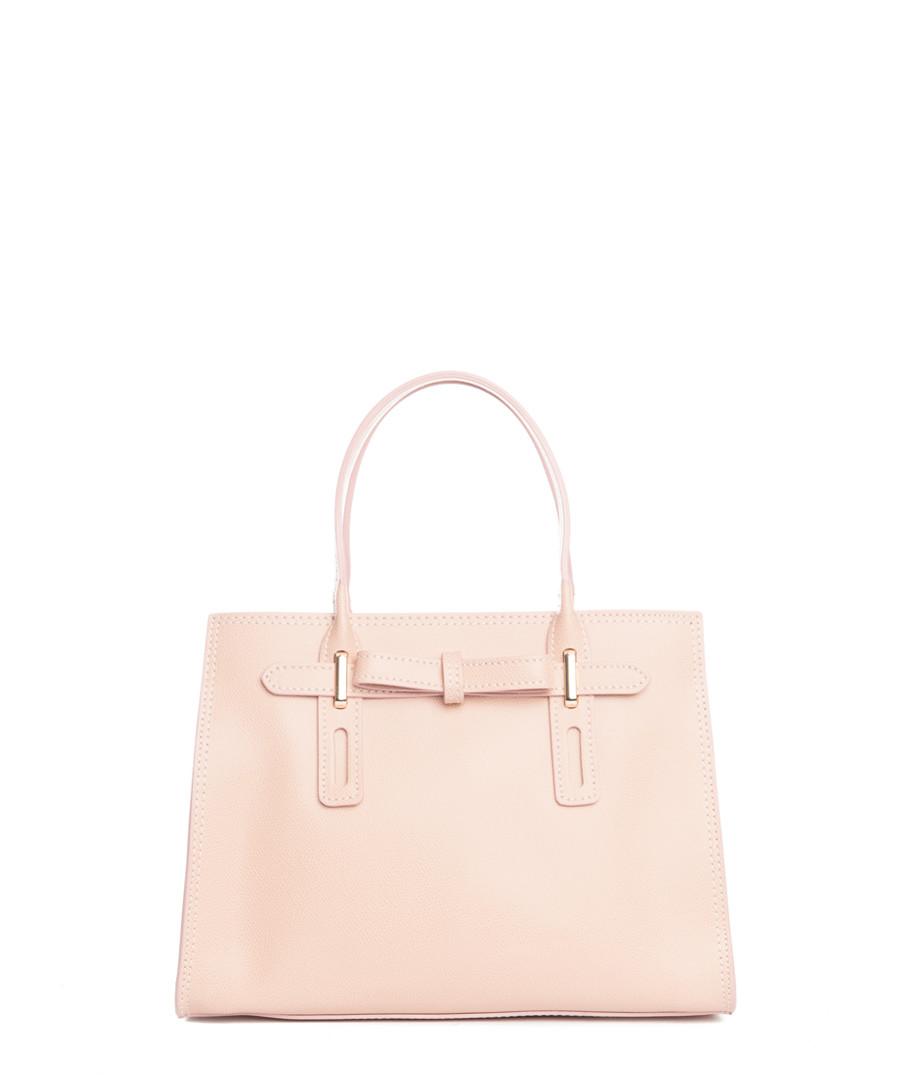 Monte Cairo pink leather shopper bag Sale - pia sassi