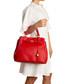 Panaro red leather shopper Sale - lia biassoni Sale