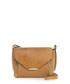 Gorgone tan leather crossbody Sale - lia biassoni Sale