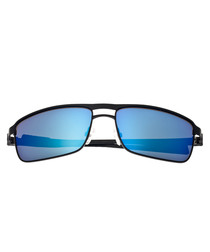 Taurus black & blue sunglasses