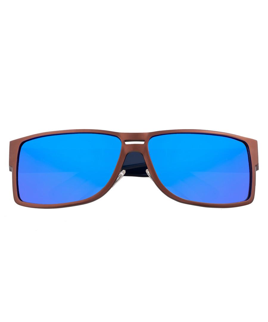 Stratus brown & blue sunglasses Sale - breed