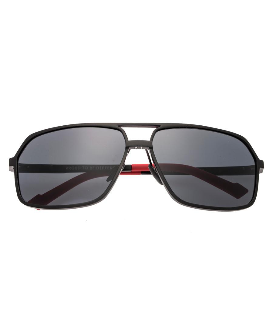 Fornax black & black sunglasses Sale - breed