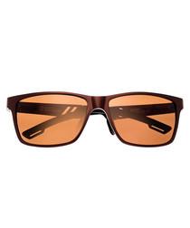 Pyxis brown & brown sunglasses