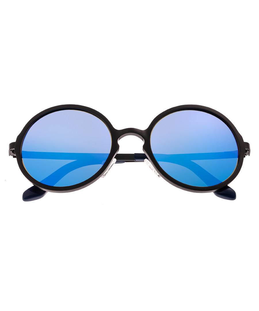 Corvus black & blue sunglasses Sale - breed
