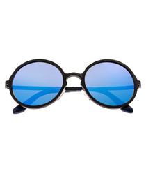 Corvus black & blue sunglasses