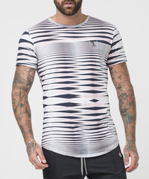 Alfredo pink pure cotton T-shirt
