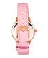 Adaline rose leather half-dial watch Sale - bertha Sale