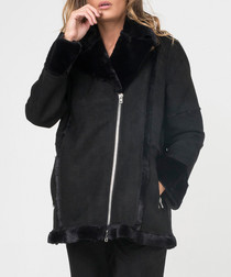 Spell jet black jacket