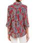 lavapond chilli & blue blouse Sale - new york collective Sale