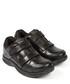 Seasan black leather two-strap shoes Sale - kickers Sale