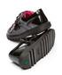 Kick Lo black patent leather shoes Sale - kickers Sale