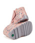 Pale pink leather doodle boots Sale - kickers Sale