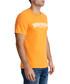 orange pure cotton logo T-shirt Sale - true religion Sale