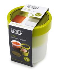 GoEat green 2-in-1 soup pot