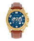 M73 Series camel leather watch Sale - morphic Sale