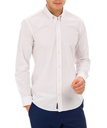 White pure cotton shirt