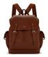 Heritage oak leather backpack Sale - mulberry Sale