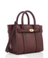 Bayswater oxblood leather bag Sale - mulberry Sale