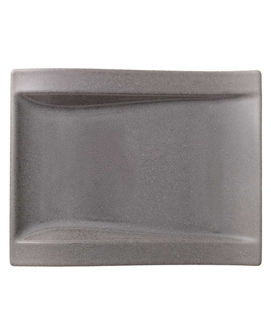 4pc NewWave Stone flat plates 26cm Sale - villeroy & boch