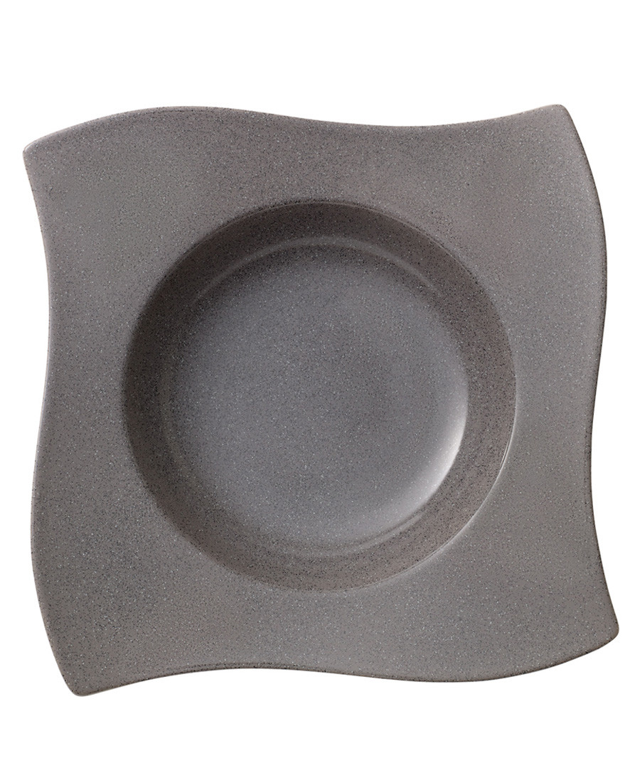 4pc NewWave Stone pasta plates 28cm Sale - villeroy & boch
