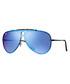 blaze shooter black & violet sunglasses Sale - ray-ban Sale