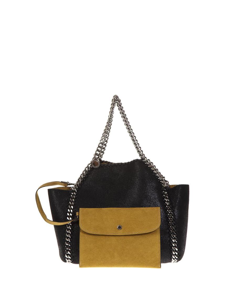 falabella black reversible tote bag fw 2018 Sale - stella mccartney