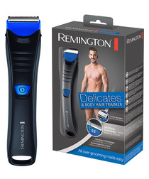 Bht250 Delicates body & hair trimmer