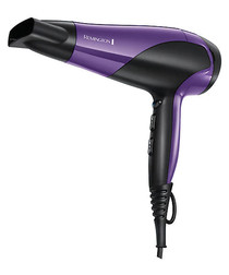 Ionic conditioning hairdryer