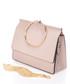 Erin pink leather ring grab bag Sale - scui studios Sale