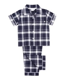 Boys Classic Traditional Pyjamas.