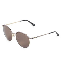 metal rounded sunglasses