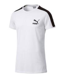 Classics T7 slim cotton blend T-shirt