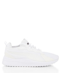 Pacer Next white sneakers