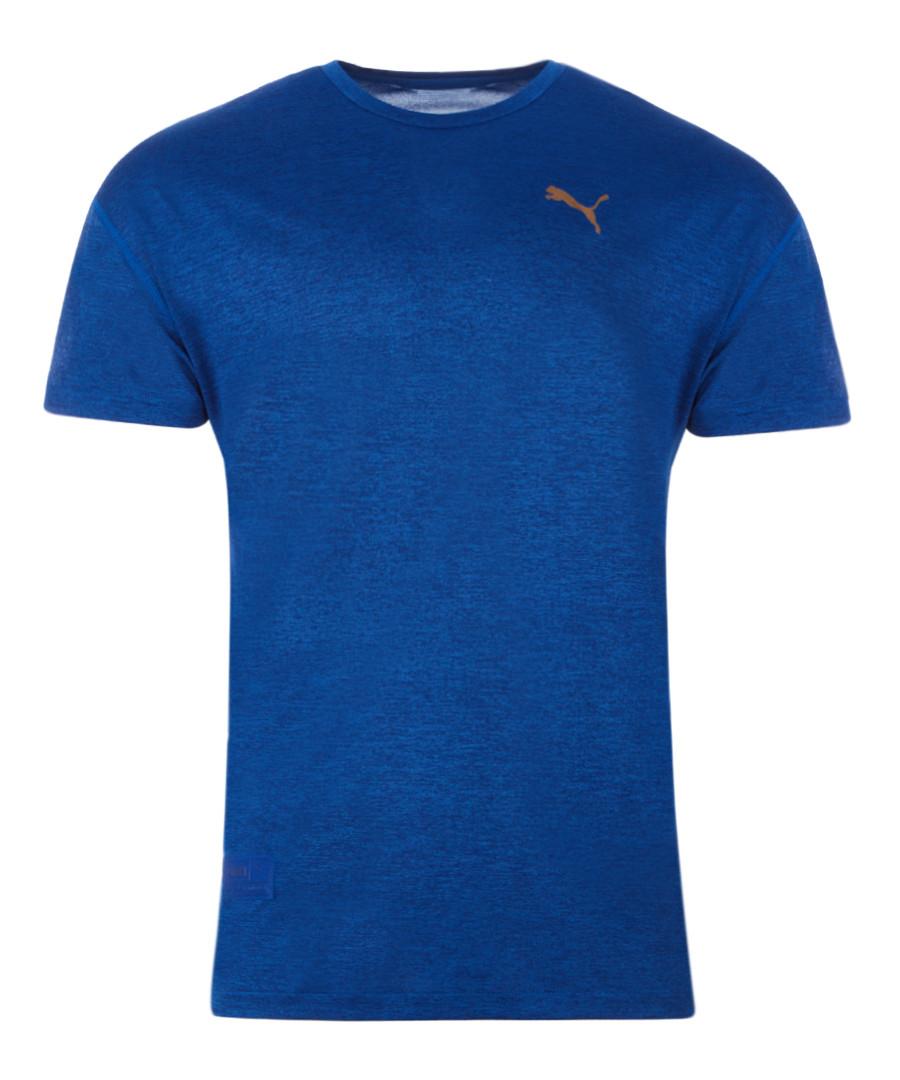 Energy SS blue T-shirt Sale - puma