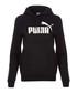 Tape black classic hoodie Sale - puma Sale