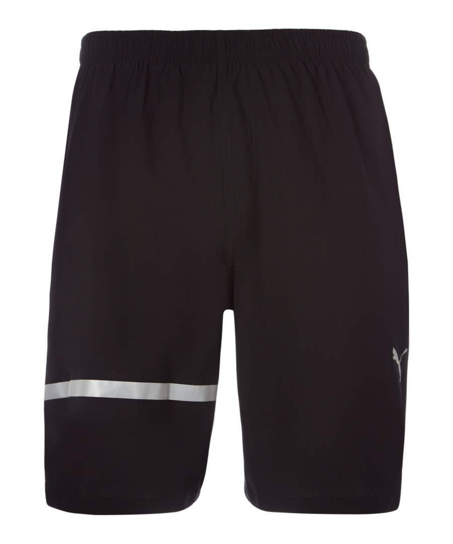 Pace black shorts Sale - puma